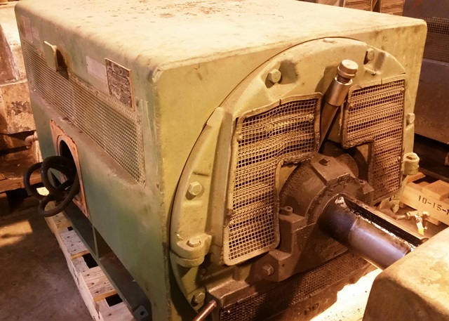 General electric motor 400 hp 4000 volts b for 400 hp electric motor