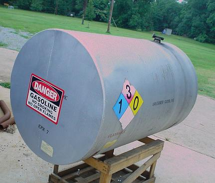 All American Motors Longview Tx >> 250-gal steel tank